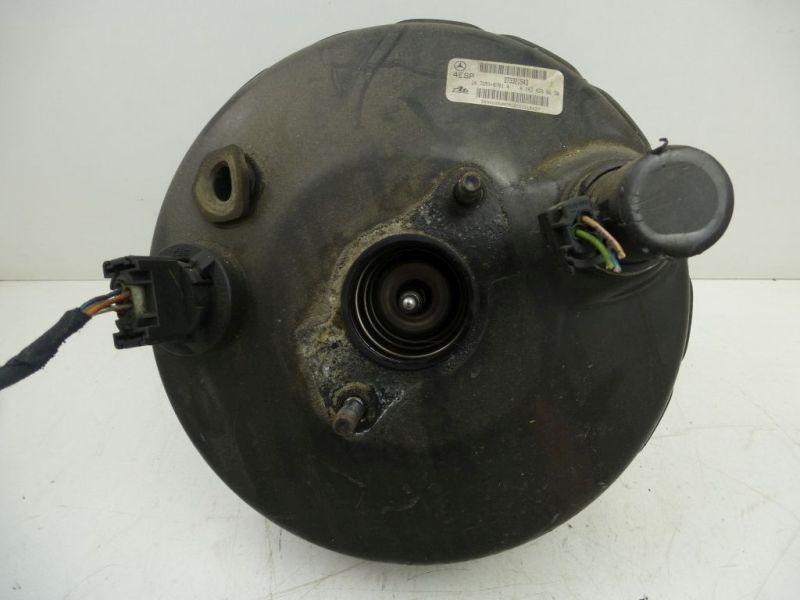 Bremskraftverstärker A1634300630MERCEDES-BENZ M-KLASSE (W163) ML 270 CDI