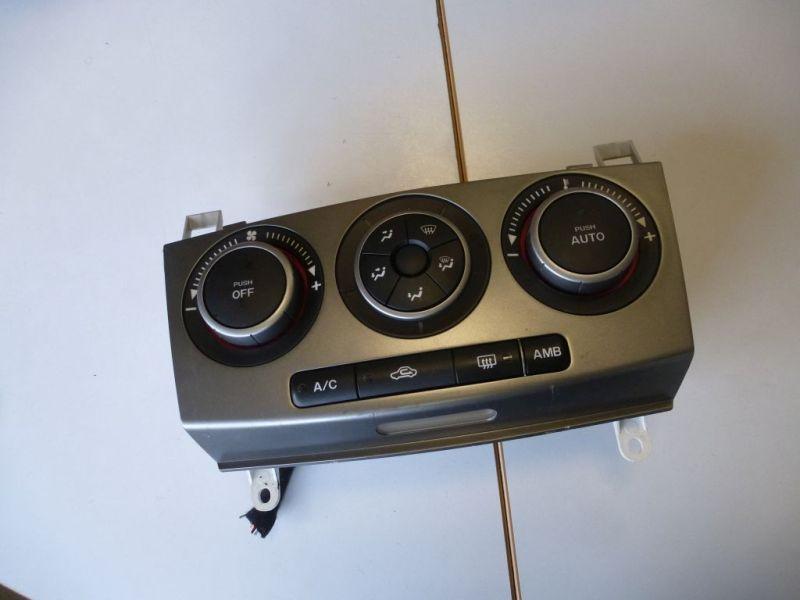 Schalter Klimaanlage k1900bs3nMAZDA 3 STUFENHECK (BK) 2.0
