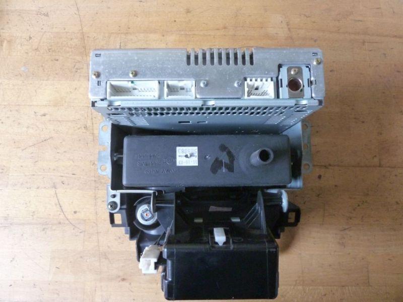 CD-Player 28185av800NISSAN PRIMERA P12 2002-2007