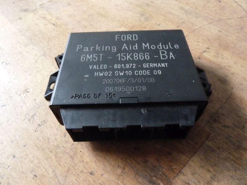 Steuergerät Einparkhilfe 6M5T15K866BAFORD FOCUS III