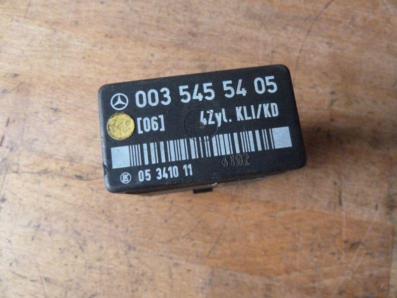 Relais Klimaanlage 0035455405MERCEDES W124