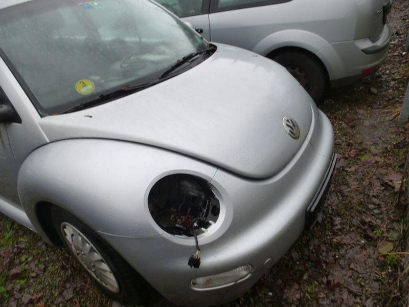 VW NEW BEETLE (9C1, 1C1) 1.9 TDI
